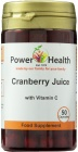 Cranberry Juice with Vitamin C 50 Capsules