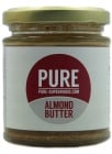 Pure Natural Organic Almond Butter 170 grams