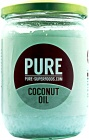 Pure Natural Organic Virgin Coconut Oil 400 gramas