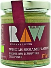 Organic Raw Whole Sesame Tahini 170g