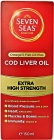 Extra High Strength Cod Liver Oil 150ml