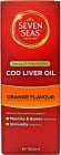 Orange Syrup Cod Liver Oil 150ml