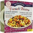 French Bistro Three Bean with Sweetcorn 175g