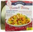 French Bistro Wild Pink Salmon with Vegetables 175g