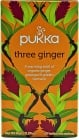 Organic Three Ginger Tea 20 Saquinhos de chá