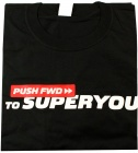 T-Shirt PushFwd To SuperYou