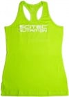 Racerback Green Tank Top