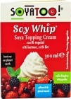 Soya Topping Cream 300ml