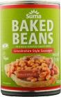Baked Beans & Vegan Sausage 400g
