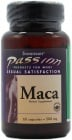 Passion Maca 500mg 60 capsules