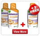 Drenaslim Drainer 600ml - Buy 2 Get 1 Free