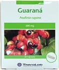 Guaraná 500mg 60 capsules