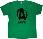 Animal T-Shirt (Green)
