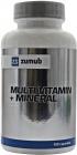 Multi vitamin + Mineral 100 Cápsulas