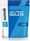 100% Whey Isolate Unflavored 500g