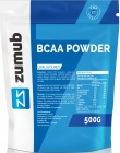 BCAA Powder Unflavoured 500G