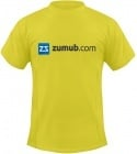 Yellow Technical Breathable T-shirt